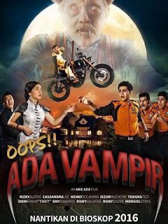 Oops Ada Vampir ( 2016 )