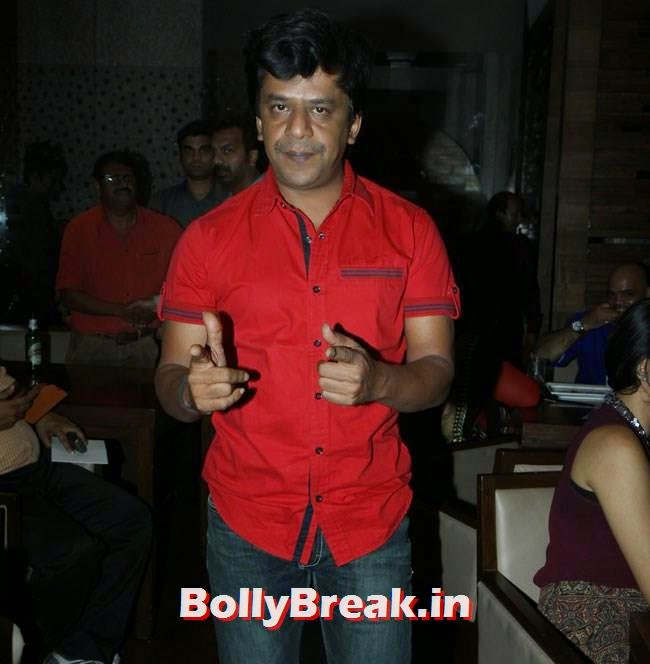Upendra Limaye, Marathi Actress Pics from Poshter Boyz 2014 Marathi Movie Music Launch