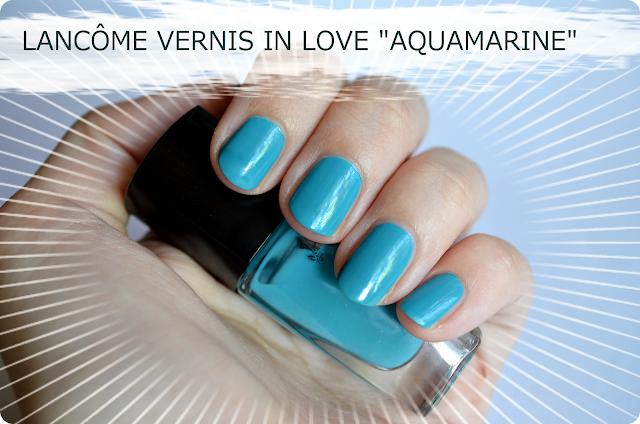 Vernis In Love Lancôme AQUAMARINE