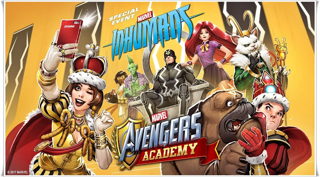 Maevel-Avengers-Academy-Logo