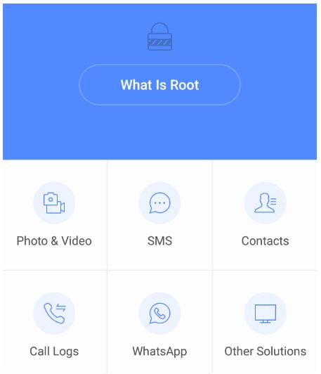Mengembalikan data dari SD Card HP Android