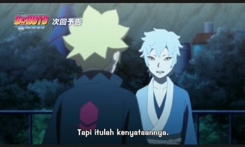 Kali ini saya akan membahas mengeni spoiler dan fakta dari anime Boruto: Naruto Next Generations episode 13 - Kemunculan Monster - yang dijadwalkan akan dirilis pada hari Rabu, tanggal 28 Juni 2017 yang akan lebih terfokus pada kemunculan monster raksasa bernama Nue dan upaya pengungkapan siapa dalang di baliknya.