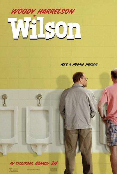 Film Wilson 2017 Bioskop