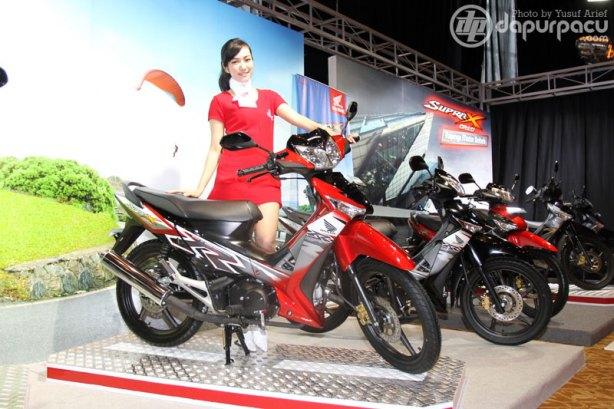 Motor-Cycle-Modifikasi: New Honda Supra X 125 2011