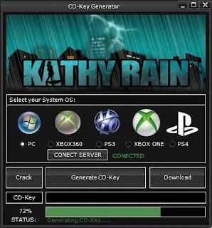Kathy Rain Key Generator (Free CD Key)