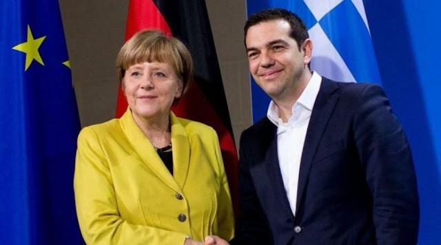 """Η Μέρκελ προαναγγέλλει πως η Ελλάδα θα γίνει """"αποθήκη"""" μεταναστών"""
