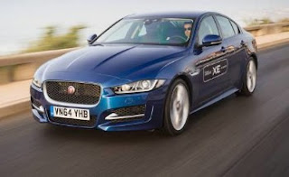 jaguar XE World Car Awards