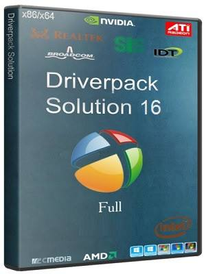 Driver Pack Solution 2016 Free Download
