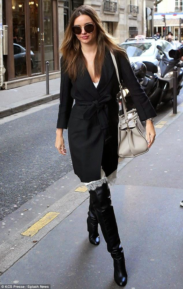 Miranda Kerr Street Style 2014