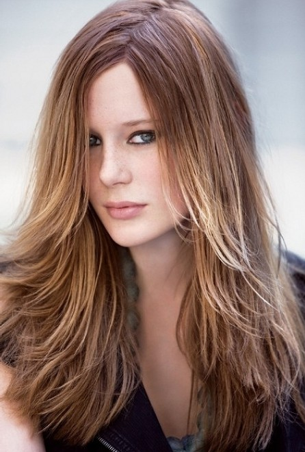 Fashion Long Hair New Hairstyles For Girls
