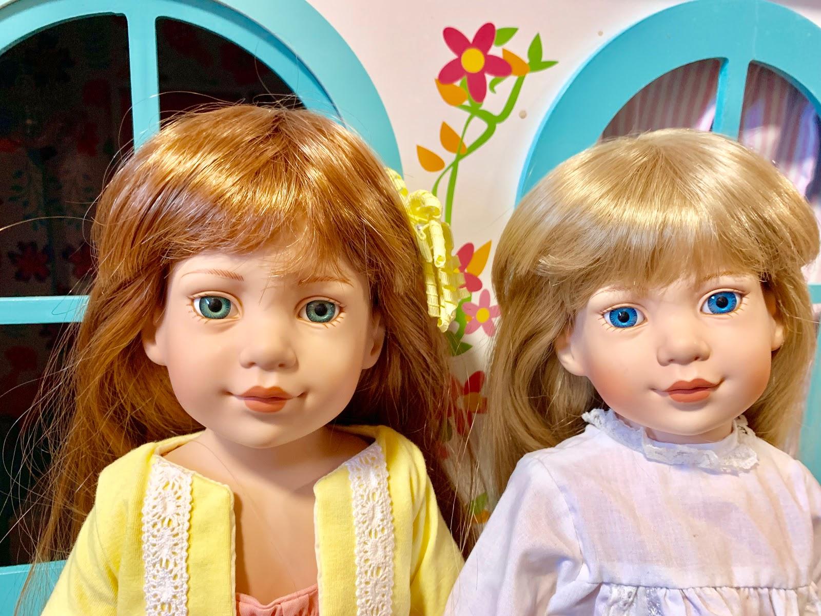 Pennilesscaucasianrubbish American Doll Adventures Magic