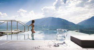 Wellness, Südtirol-Spa-Resort in Schenna bei Meran