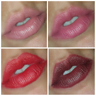 Essence Makeup Lip Favorites