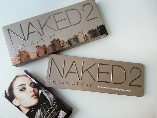 urban decay naked 2 far paleti