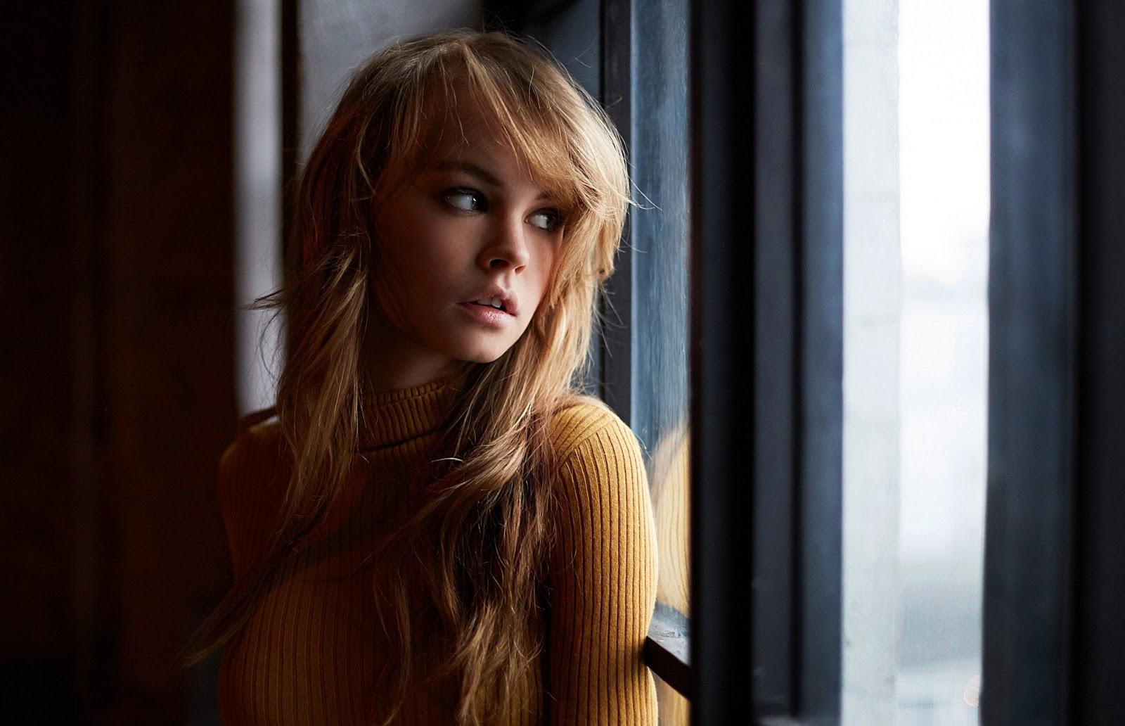 Anastasia Shcheglova Hot Model HD Wallpaper | HD