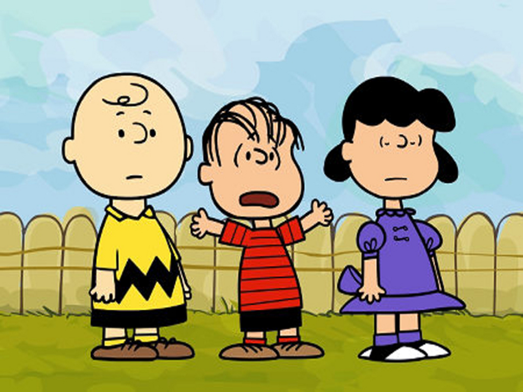 And The Peanuts Gang Charlie Brown Quotes. QuotesGram