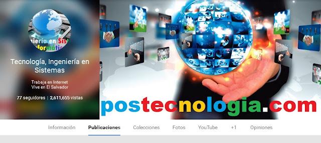 TECNOLOGIA, INGENIERIA EN SISTEMAS