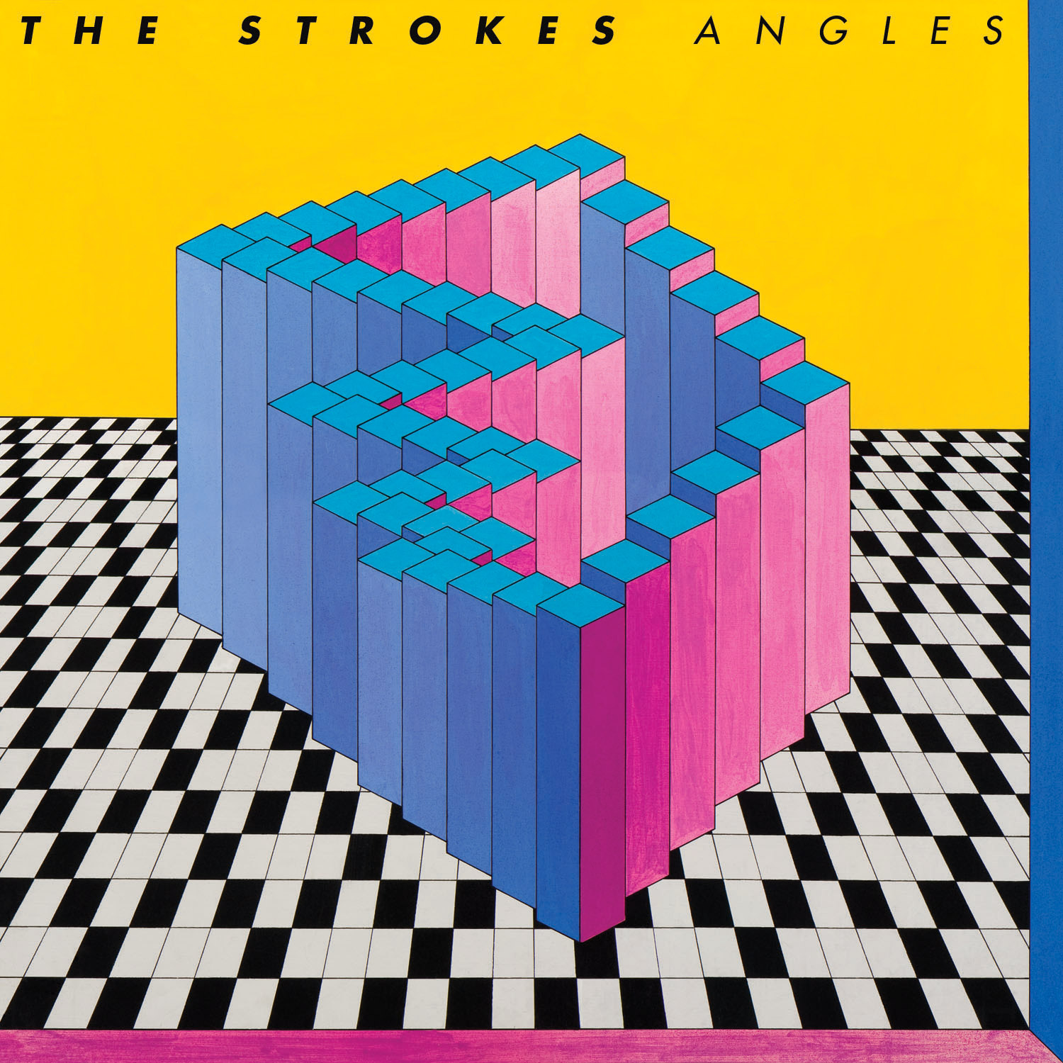 Fake Plastic Tunes The Strokes Angles Review