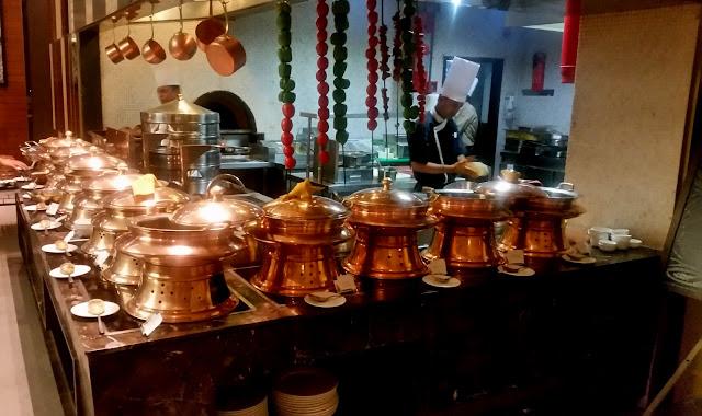 Sheraton Awadhi Buffet
