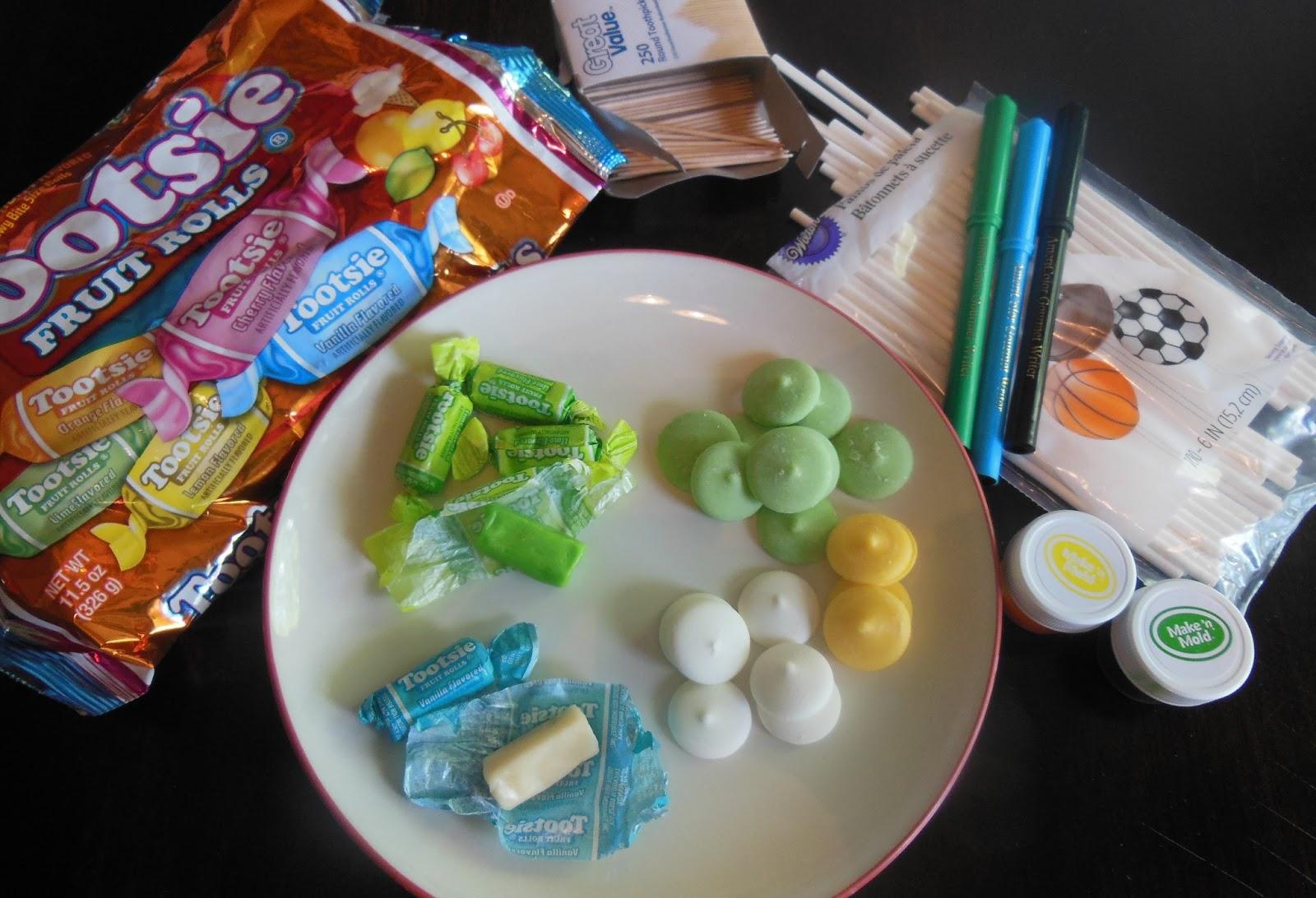 Mike Wazowski Cake Pop Kit