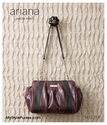 Miche Ariana Petite Shell ~ November 2012 ~ Miche Cherish Winter Catalog
