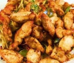 Recipe Chicken Seasoning Serai Typical Thailand, Prescription Turns Easy