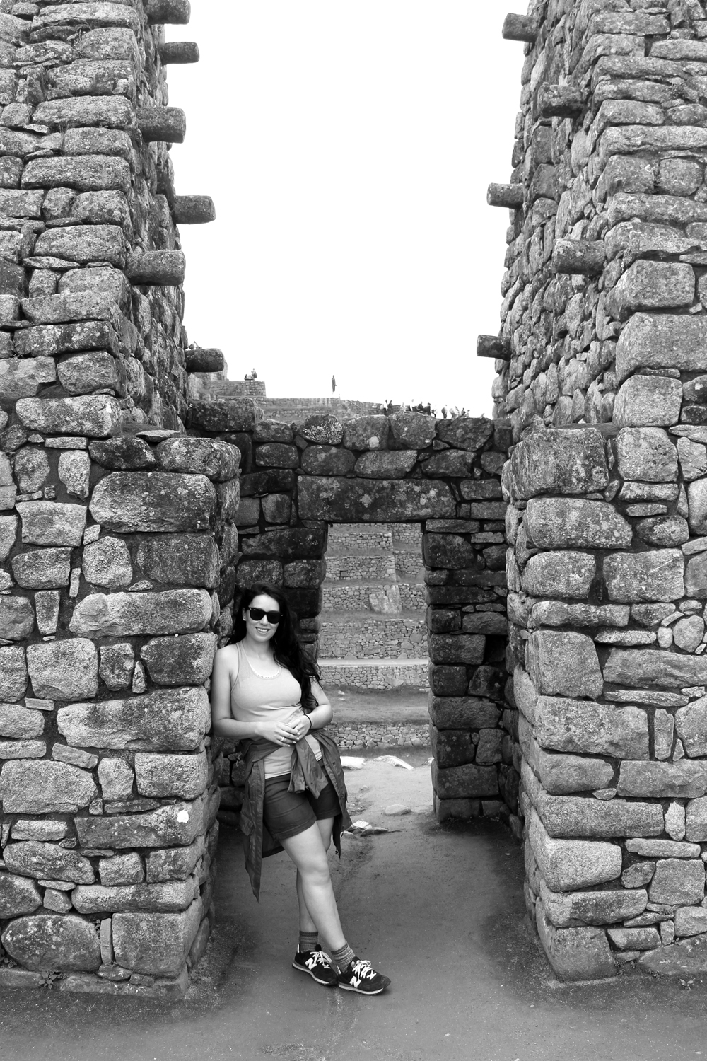 Walls at Machu Picchu, Peru - lifestyle & travel blog