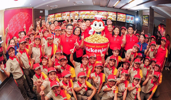 JOLLIBEE'S ROAD TO 1000 STORES BEGINS IN MAA, DAVAO CITY