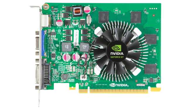 Nvidia GeForce GT 630 Driver Download