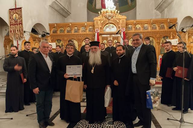 Με απόλυτη επιτυχία διεξήχθη και φέτος, το 3ο Φεστιβάλ Χορωδιών Θρησκευτικής Μουσικής στο Λυγουριό