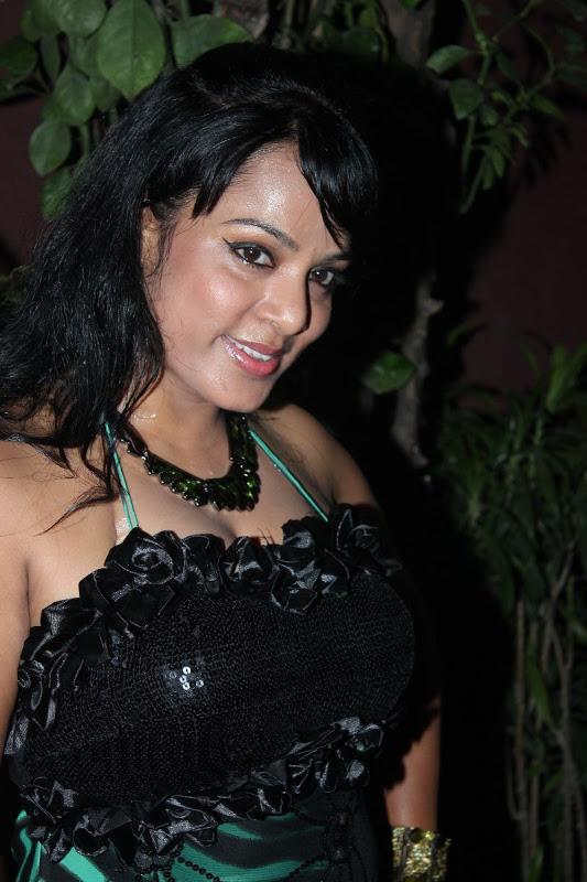 Sowmya Hot Photos At Kasi Kuppam Audio Launch