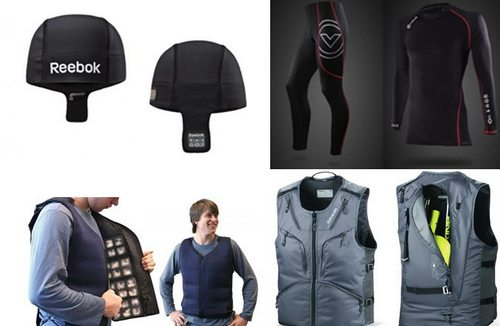 Clothing comfort in technical textile
