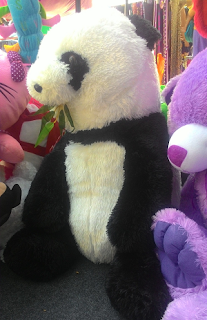 Boneka Panda Agbasya Semarang