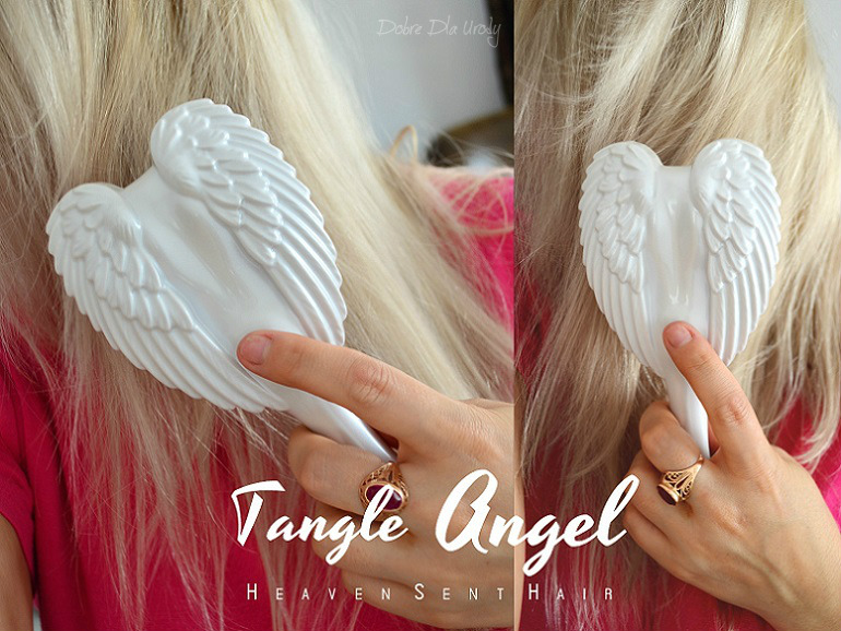 Tangle Angel Szczotki do włosów