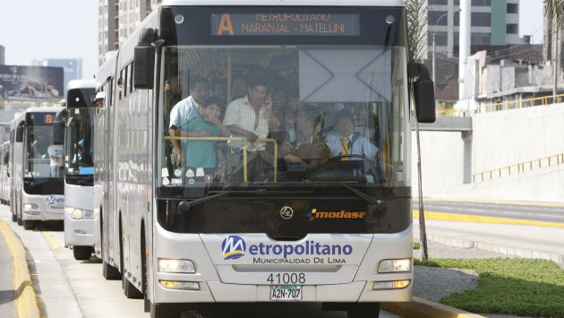bus Metropolitano King Long Modasa ShurKonrad