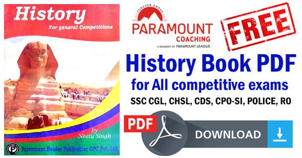 Paramount History Book