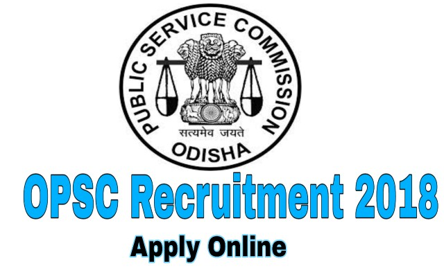 OPSC Recruitment -500 vacancies for assistant section Officer in odisha