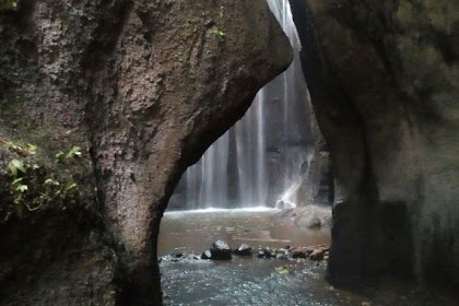Tukad Cepung Waterfall (Hidden Paradise in Bali)