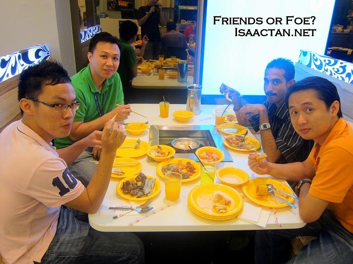 Festival City Mall Setapak Restaurants