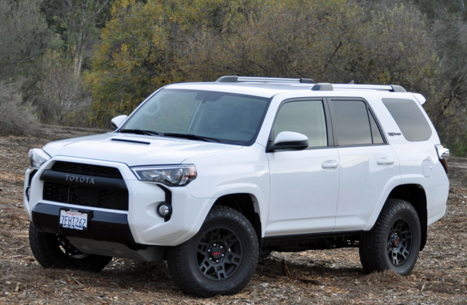 2017 toyota 4runner trd pro redesign otomoto. Black Bedroom Furniture Sets. Home Design Ideas