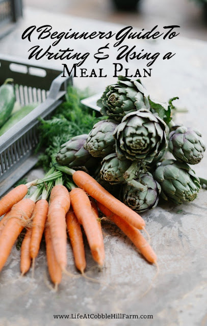 get started with meal planning with this guide which breaks down meal planning even for beginners