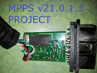 MPPS V21 pcb