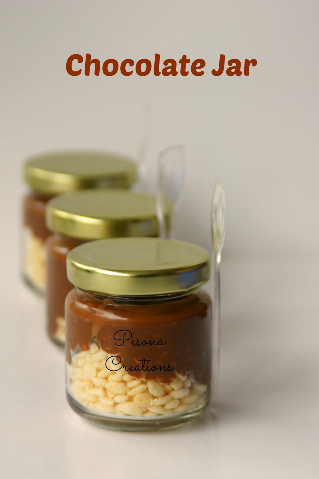 Pesona Creations Gifts Amp Hampers Promosi Chocolate Jar