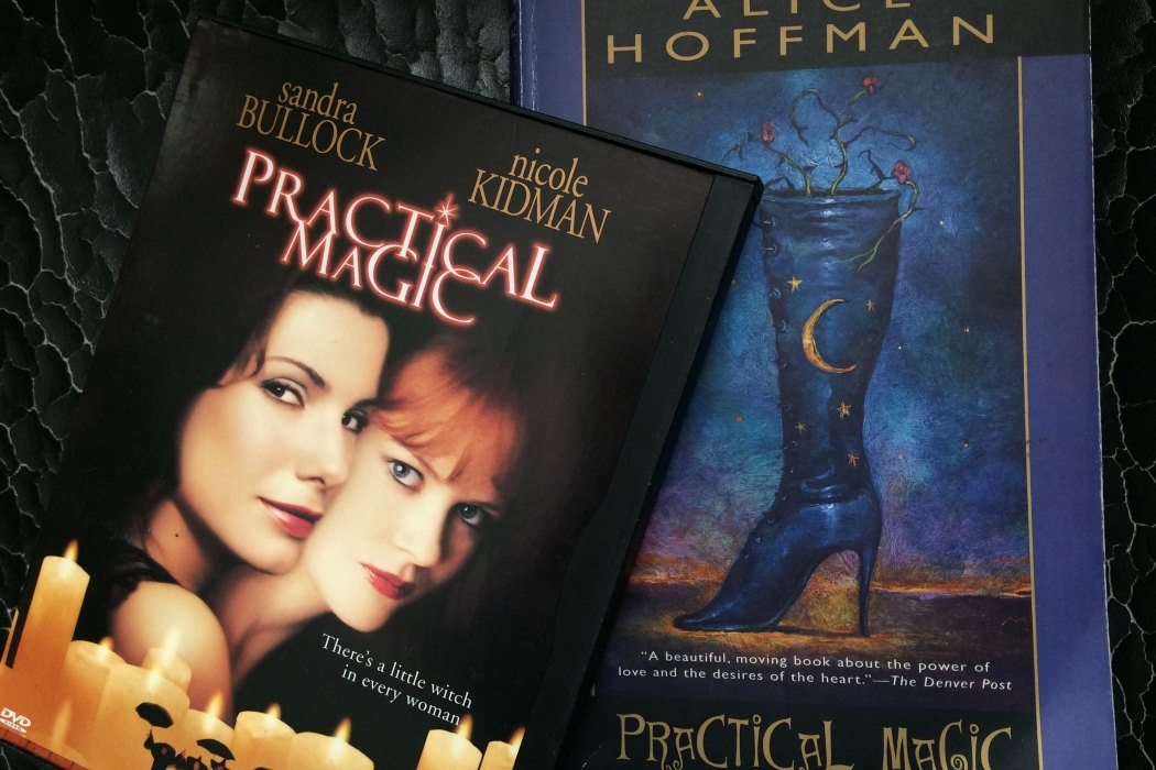 Practical Magic book and movie