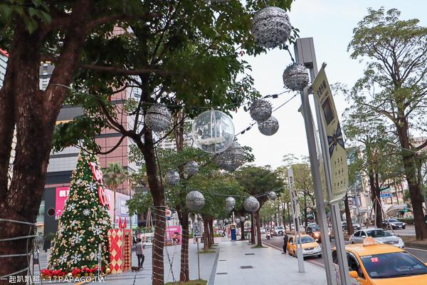 2018台中聖誕節活動,Top City台中大遠百,聖誕幻想曲
