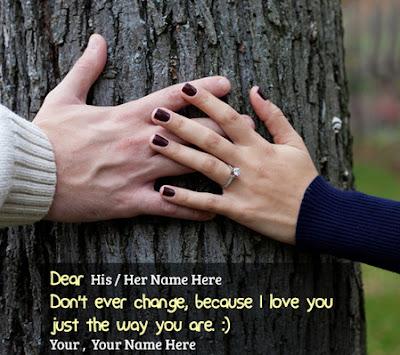 Lovers Hand - Valobasa