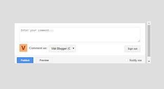Hướng dẫn xóa khung nhận xét mặc định của Blogger