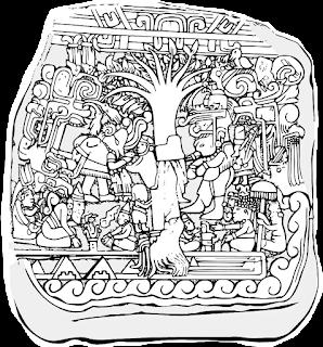 Maya - Geburt aus dem Weltenbaum, Baum des Lebens