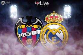 مشاهدة مباراة ريال مدريد وليفانتي بث مباشر الدوري الاسباني 20-10-2018