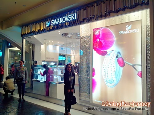 Swarovski in Macau, by LivingMarjorney on Flickr